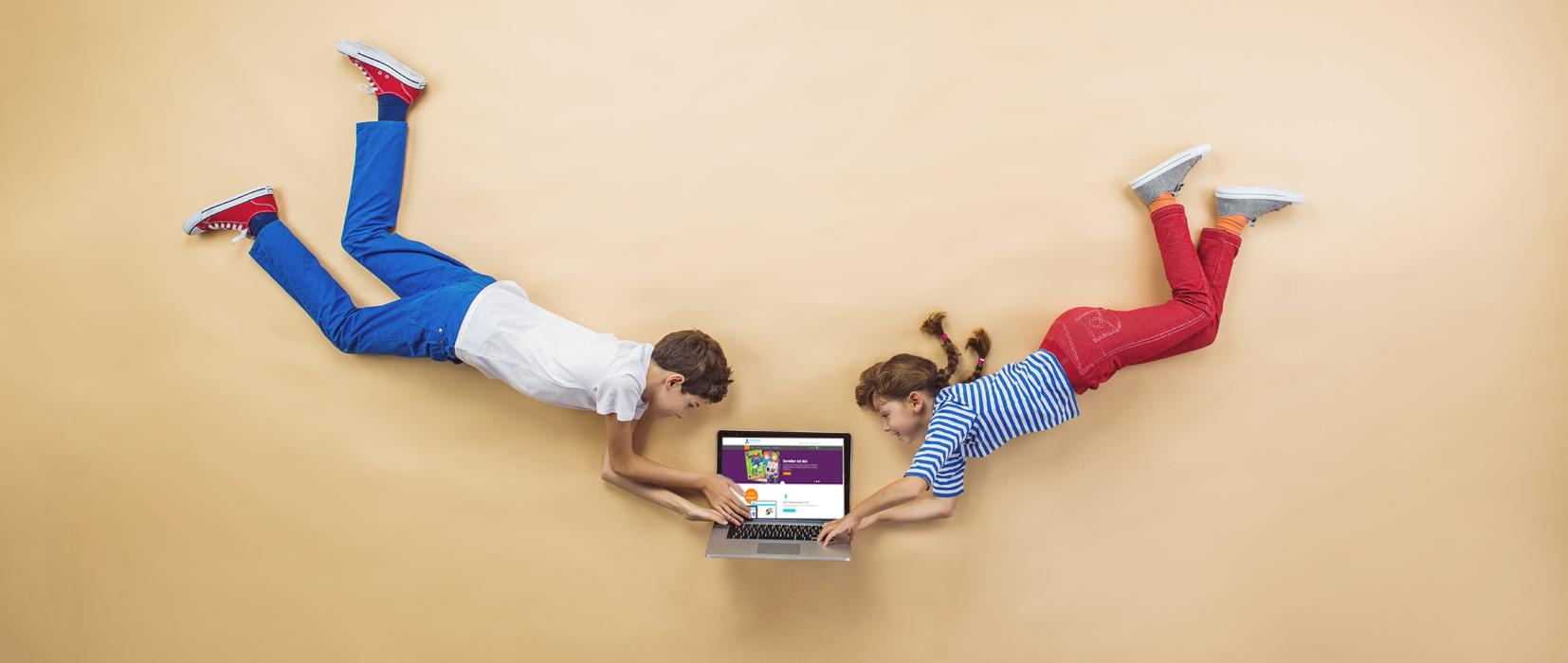 Websites für Kinder