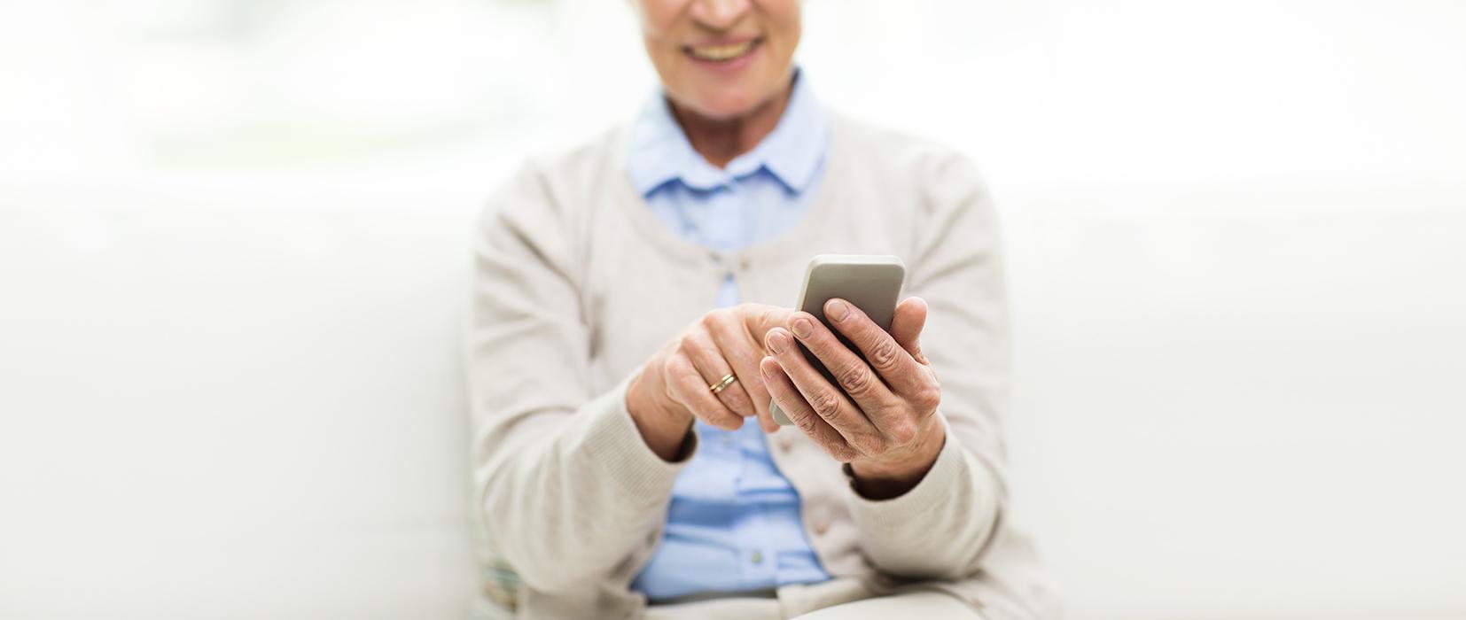 Kluge Frau, 50+, aktiv, vielseitig und technisch interessiert, sucht Tipps fürs #Neuland