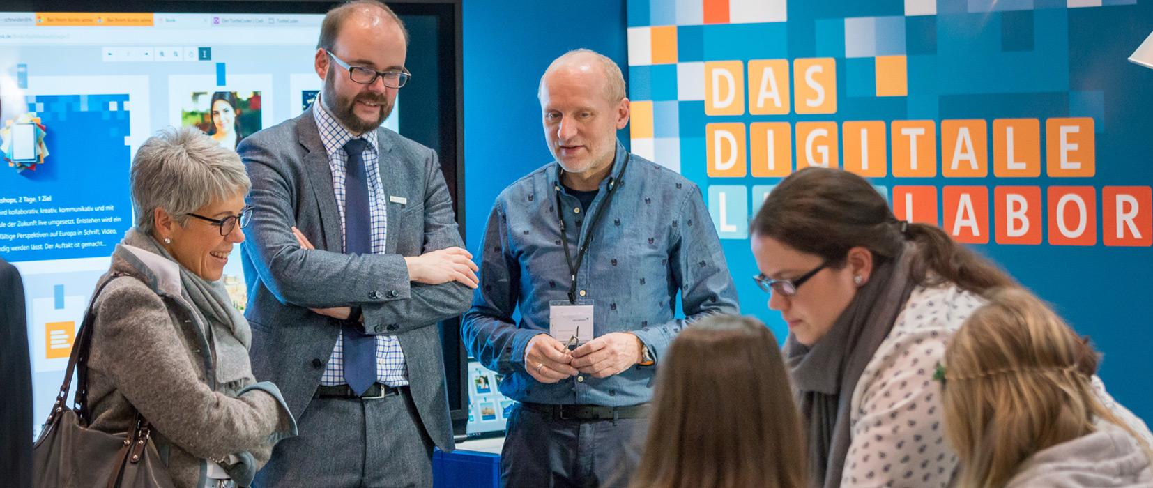 Thomas Schmidt alias Wapoid auf der Leipziger Buchmesse 2018