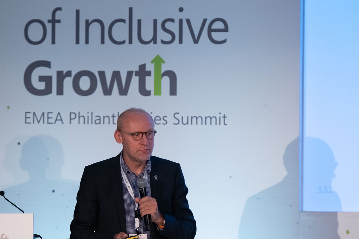 Microsoft Summit 2019 - Driving a Future of inclusive Growth